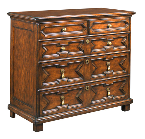 Woodbridge Furniture Company - 17th Century Chest - 4048-10