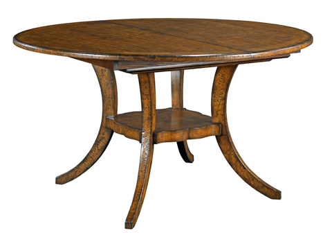 Woodbridge Furniture Company - Round Dining Table - 5057-08