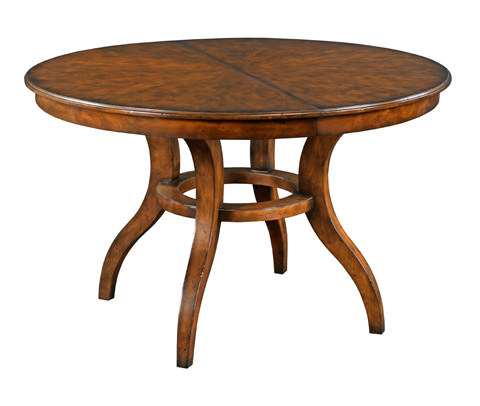 Woodbridge Furniture Company - Camden Dining Table - 5065-10