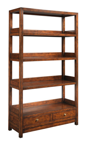 Woodbridge Furniture Company - Winslow Bookcase - 6034-10