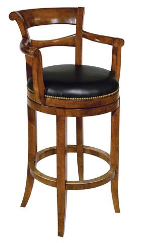 Woodbridge Furniture Company - Swivel Barstool - 7012-02