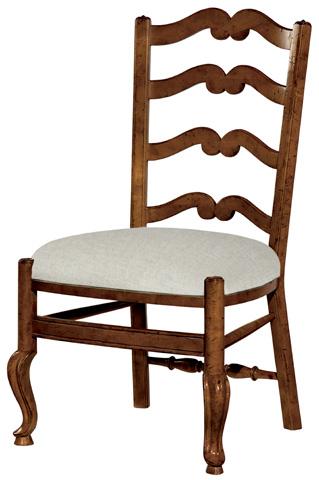 Woodbridge Furniture Company - Ladder Back Side Chair - 7018-11