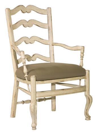 Woodbridge Furniture Company - Ladder Back Arm Chair - 7019-33