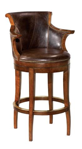 Woodbridge Furniture Company - Swivel Barstool - 7023-02