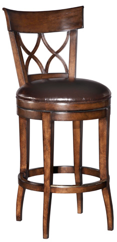 Woodbridge Furniture Company - Swivel Barstool - 7066-11