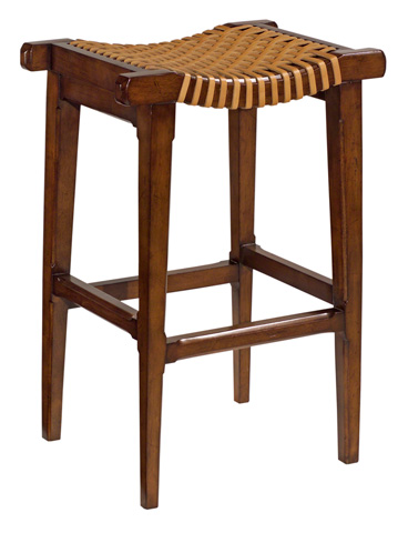 Woodbridge Furniture Company - Chieftain Barstool - 7104-11
