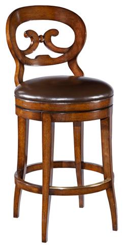 Woodbridge Furniture Company - Swivel Barstool - 7120-11