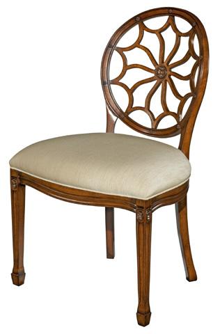 Woodbridge Furniture Company - Hepplewhite Side Chair - 7126-11