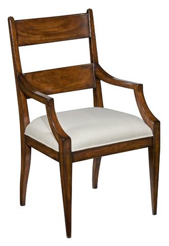 Woodbridge Furniture Company - Dalton Arm Chair - 7133-11