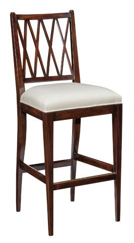 Woodbridge Furniture Company - Addison Barstool - 7138-14