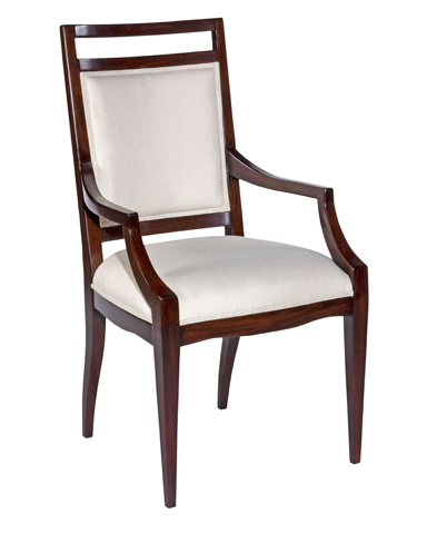 Woodbridge Furniture Company - Addison Upholstered Arm Chair - 7143-14
