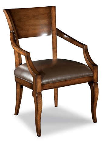 Woodbridge Furniture Company - Fontaine Club Chair - 7154-11
