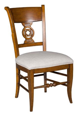 Woodbridge Furniture Company - Provincial Side Chair - 7166-11