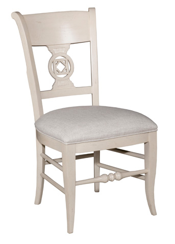Woodbridge Furniture Company - Provincial Side Chair - 7166-42