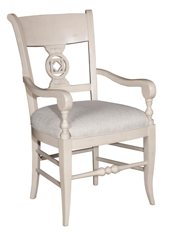 Woodbridge Furniture Company - Provincial Arm Chair - 7167-42