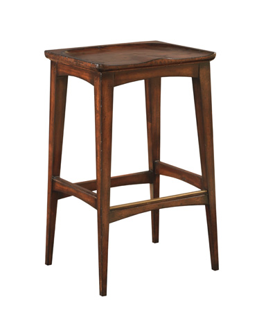 Woodbridge Furniture Company - Saddle Seat Barstool - 7187-11