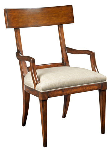 Woodbridge Furniture Company - Empire Arm Chair - 7204-10