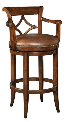 Woodbridge Furniture Company - Swivel Barstool - 7206-11