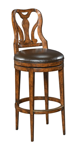 Woodbridge Furniture Company - Diana Barstool - 7222-10