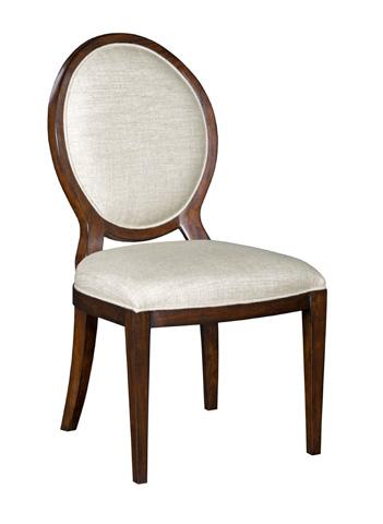 Woodbridge Furniture Company - Oval Back Side Chair - 7231-03