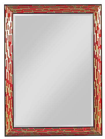 Woodbridge Furniture Company - Mosaic Mirror - 9011-40