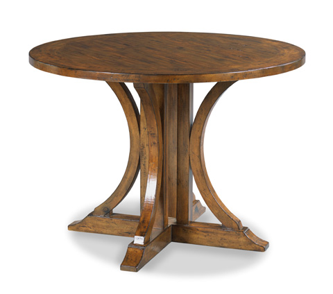 Woodbridge Furniture Company - Sonoma Game Table - 5071T42-08