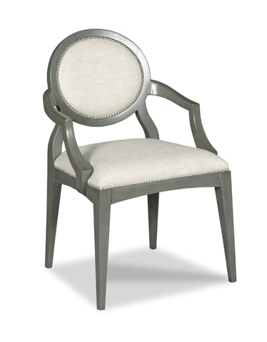 Image of Venura Oval Arm Chair