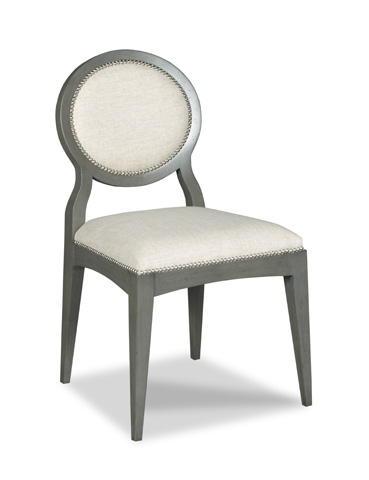 Image of Ventura Oval Side Chair