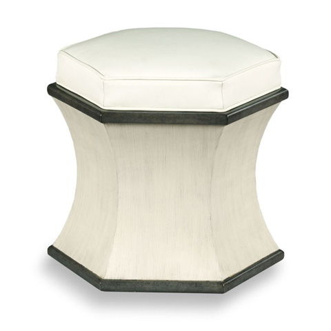 Image of Hexagon Ottoman