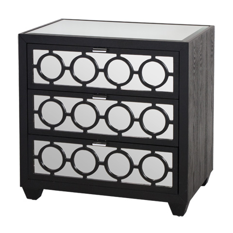 Image of Ava Chocolate Nightstand