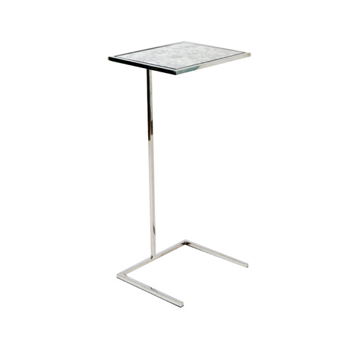 Worlds Away - Nickel Plated Cigar Table - FNCMAMN