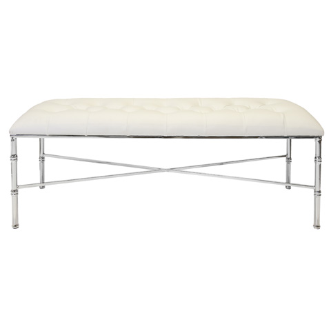 Worlds Away - Nickel Plated Bench - STELLA WHN