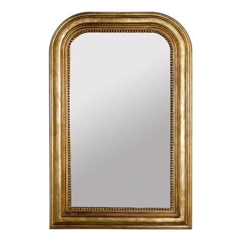 Worlds Away - Gold Leaf Mirror - WAVERLY G