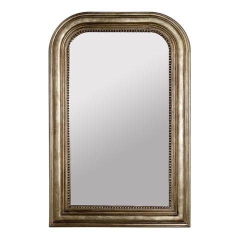 Worlds Away - Silver Leaf Mirror - WAVERLY S