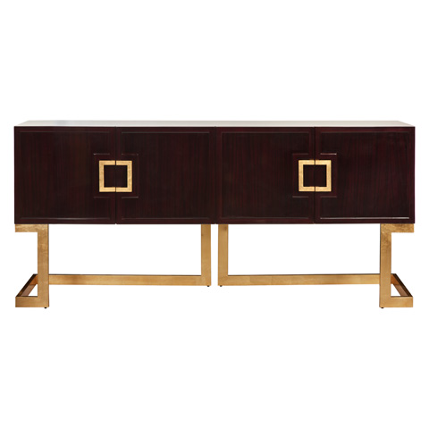 Image of Rosewood Media Console