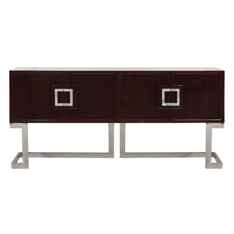 Worlds Away - Rosewood Media Console - BRAXTON ROSESS