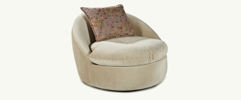 Younger Furniture - Jackie Swivel Chair - 1425