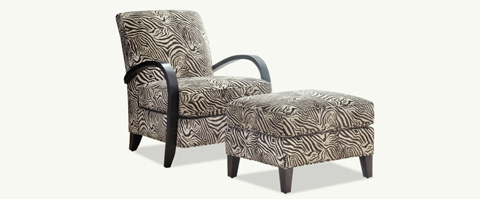 Younger Furniture - Martin Chair - 1210