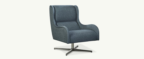 Younger Furniture - Bond Swivel Chair - 1655