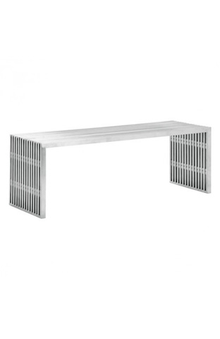 Zuo Modern Contemporary, Inc. - Novel Metal Bench - 100081