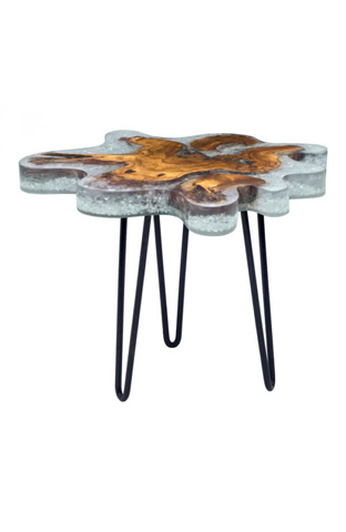Zuo Modern Contemporary, Inc. - Jigsaw Side Table - 100166