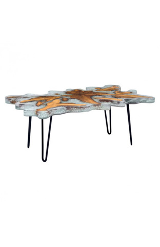 Zuo Modern Contemporary, Inc. - Jigsaw Coffee Table - 100168