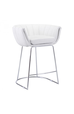 Zuo Modern Contemporary, Inc. - Latte Counter Stool - 100249