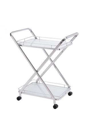 Zuo Modern Contemporary, Inc. - Vesuvius Serving Cart - 100369