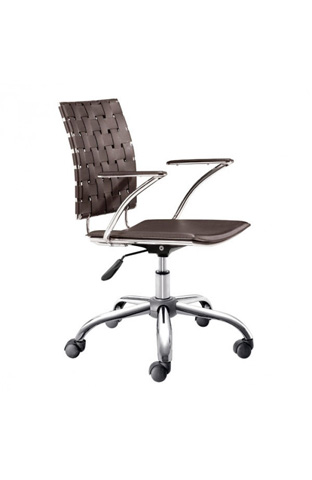Zuo Modern Contemporary, Inc. - Criss Cross Office Chair - 205032