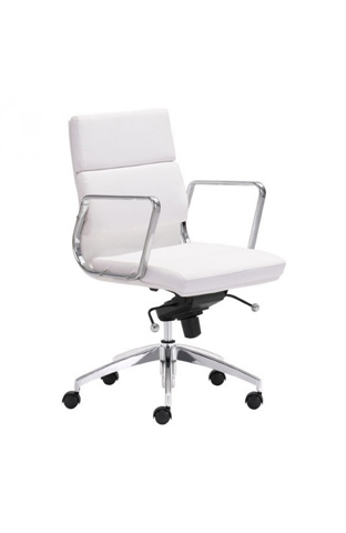 Zuo Modern Contemporary, Inc. - Engineer Low Back Office Chair - 205896
