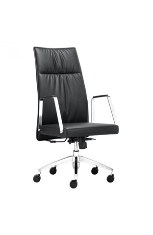 Zuo Modern Contemporary, Inc. - Dean High Back Office Chair - 206130