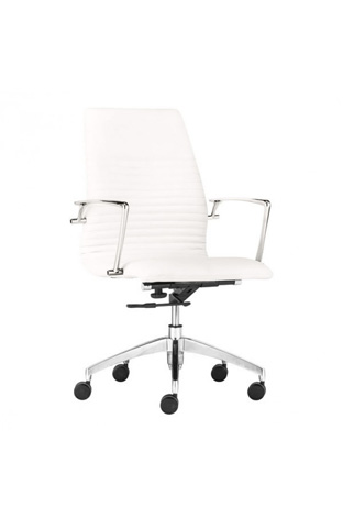 Zuo Modern Contemporary, Inc. - Lion Low Back Office Chair - 206171