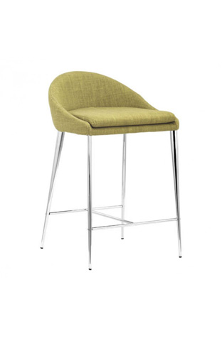 Zuo Modern Contemporary, Inc. - Reykjavik Counter Stool - 300335