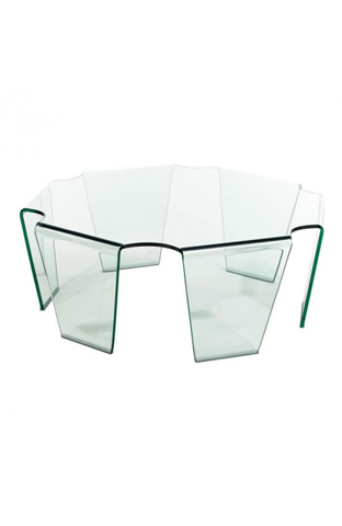 Zuo Modern Contemporary, Inc. - Circuit Coffee Table - 404083